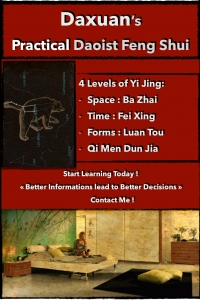 Feng Shui - Learning the principles of space, time and forms