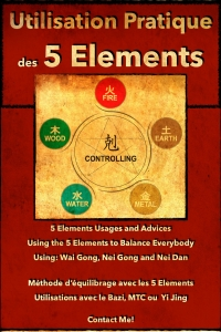 Wu Xing 5 Elements Theory and Usage