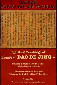 Spiritual Teachings of Laozi's Dao De Jing