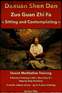 Advanced Meditation Training - Sitting and Contemplating