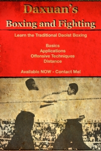 Traditional Daoist Boxing - Training Basics, Applications, Techniques, Distancing