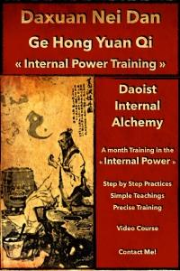 Ge Hong Yuan Qi - Internal Alchemy training for Internal Power