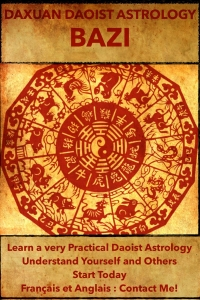 BaZi - Daoist Astrology Theory and Usage