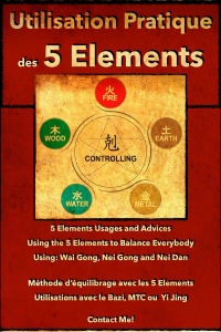 Wu Xing - 5 Elements Theory and Usage