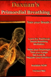 Primordial Breathing - Training the Lungs and Diaphragm