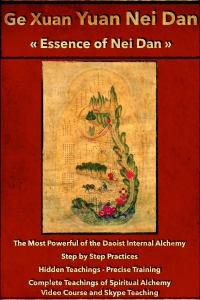 Essence of Nei Dan - Internal Alchemy for Spiritual Cultivation
