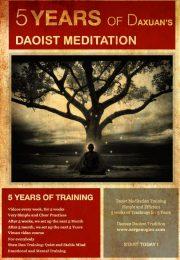 5 Years of Daoist Meditation